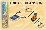 Tribal expansion