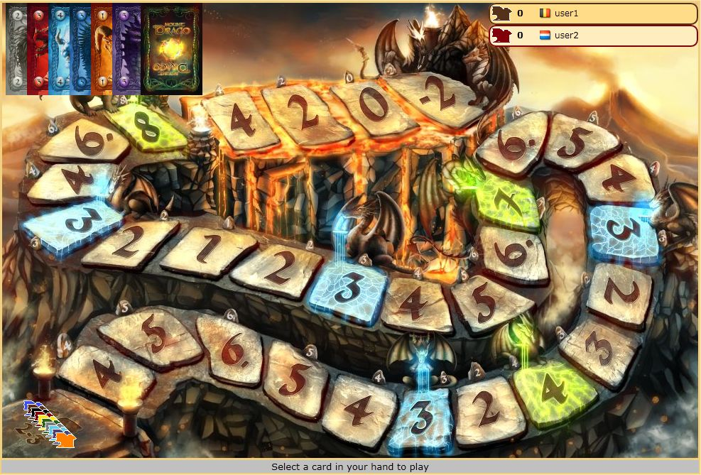 Drago Game